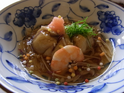 和歌山県田辺市 和食レストラン「新万八番館」のランチ会席